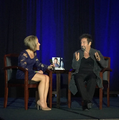 Al Pacino shares his perspective with Jenny on finding fulfillment in both show biz and family life.